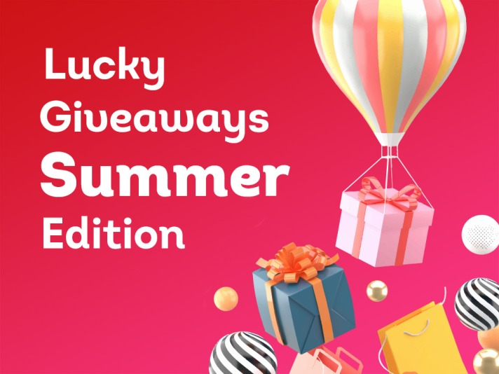 Lucky Giveaways